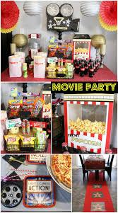 movie night party moms u0026 munchkins bloglovin u0027