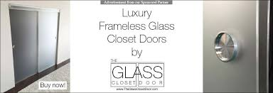 tempered glass closet doors sliding closet doors layered glass