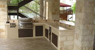 Patio Kitchen Stone Patios Harold J Pietig U0026 Sons Inc