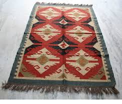 Kilim Rug Pottery Barn by Kilim Rug Hand Woven Oriental Area Rug Floor Mat Carpet Kelim Jute