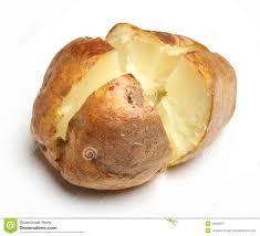 pomme de terre en robe de chambre au four pomme de terre en robe de chambre simple image stock image du
