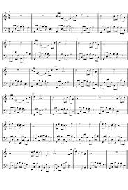 recorder sadness and sorrow naruto sheet music easy music