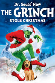 dr seuss u0027 how the grinch stole christmas movie poster jim