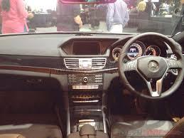 mercedes benz e class interior mercedes e class edition e interior launched indian autos blog