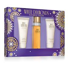 gift set buy white diamonds gift set 3 by elizabeth online