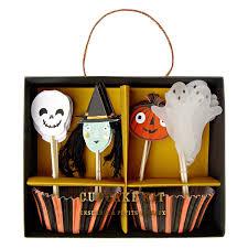 halloween cupcake liners halloween cupcake kits halloween wikii