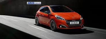 peugeot 208 red new peugeot 208 puretech