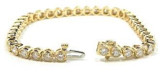 yellow gold bracelet with diamond images 14k gold diamond bracelet best bracelets jpg