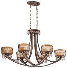 minka lavery lighting 4996 la bohem collection island traditional