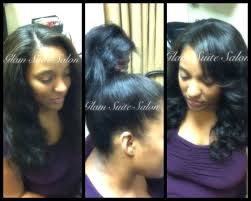 sew in weave hairstyle images weave gallery sew in weave gallery hair pinterest hair
