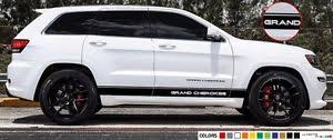 jeep grand cherokee stickers stickers decal stripe for jeep grand cherokee wk2 body door 2011