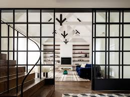 urban modern interior design making exposed timber trusses look urban modern