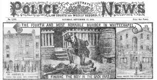 writers in london in the 1890s jack the ripper in popular culture