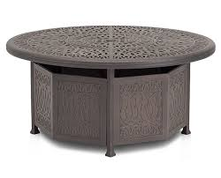 Outdoor Sofa Table by Fire Pits Fire Pit Tables Furniture Row