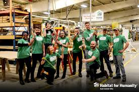 green shirts for st patrick u0027s day habitat for humanity east