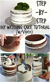 wedding cake diy diy wedding cake tutorial sweet somethings