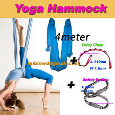wholesale wholesale aerial yoga hammock pilates band workout yoga