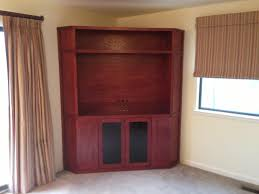 corner entertainment units built in furniture entertainment