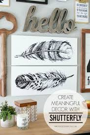Shutterfly Home Decor Meaningful Decor With Shutterfly