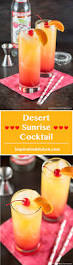 check out desert sunrise cocktail it u0027s so easy to make deserts