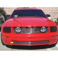 2007 mustang grill ford mustang grilles ebay