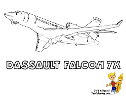 bold bossy airplane coloring page yescoloring free airplanes