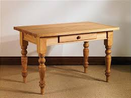 Waxed Pine Dining Table Mottisfont Waxed Pine 4ft X 2ft 6in Dining Table