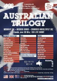 the trilogy australian trilogy affiliated agencies