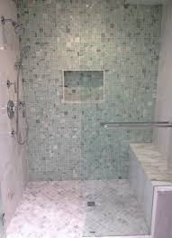 hall bath walk in shower greenstone development