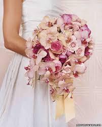 wedding flowers orchids orchid bouquets martha stewart weddings