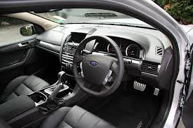 Ford Falcon Xr6 Interior Untitled Document