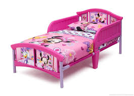 Minnie Mouse Toddler Bed Frame Minnie Mouse Plastic Toddler Bed Delta Children