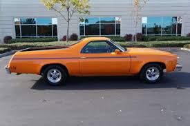 el camino orange chevrolet el camino in california for sale used cars on