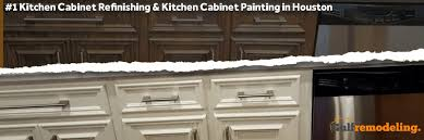 is cabinet refinishing worth it cabinet refinishing in houston tx 1 cabinet painting