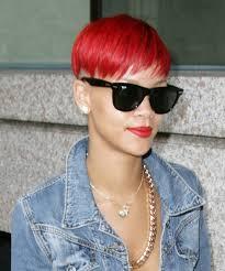rihanna has red hair u2013 spoiled pretty