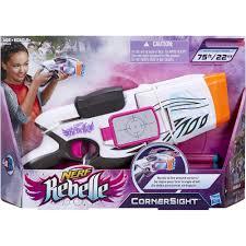 nerf car gun nerf rebelle cornersight blaster walmart com