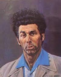 Kramer Meme - the famous kramer painting from seinfeld alvinalexander com