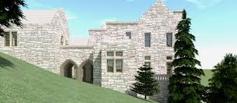 Hillside Garage Plans by Declan Castle Plan U2013 Tyree House Plans