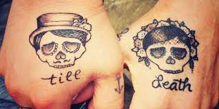 the 14 best tattoos for badass couples seriously in yourtango