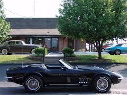 1969 convertible corvette 1969 chevrolet corvette stingray roadster daniel company