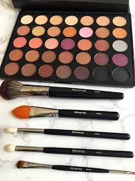 gingham and sparkle morphe brushes why you need to get on this