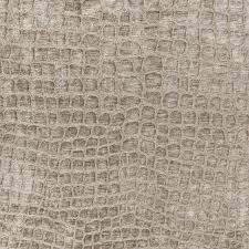 Gray Velvet Upholstery Fabric Bronze Neutral Gray Solid Skin Animal Chenille Velvet Woven Te