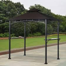 Metal Patio Gazebo by Outdoor Affordable Way To Upgrade Your Gazebo With Fantastic