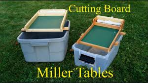 Miller Table Cutting Board Miller Table Youtube