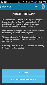 xbox 360 apk media cast for xbox one 360 1 1 apk android