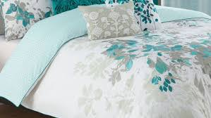 duvet grey and teal bedding awesome grey and teal bedding kas