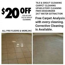 all pro floors more inc carpet cleaning central florida home