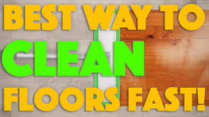 Cleaning Laminate Wood Floors With Vinegar How To Clean Hardwood Floors With Vinegar Youtube