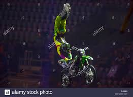 freestyle motocross tricks oslo norway 21st november 2013 andre villa does a super man