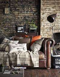 The Brick Leather Sofa 32 Interior Designs With Leather Sofa Interior Designs Home